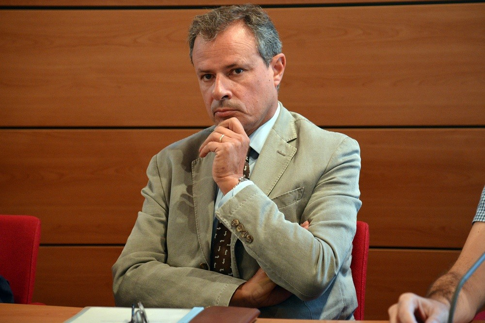 Fabio Astori, vicepresidente Aib