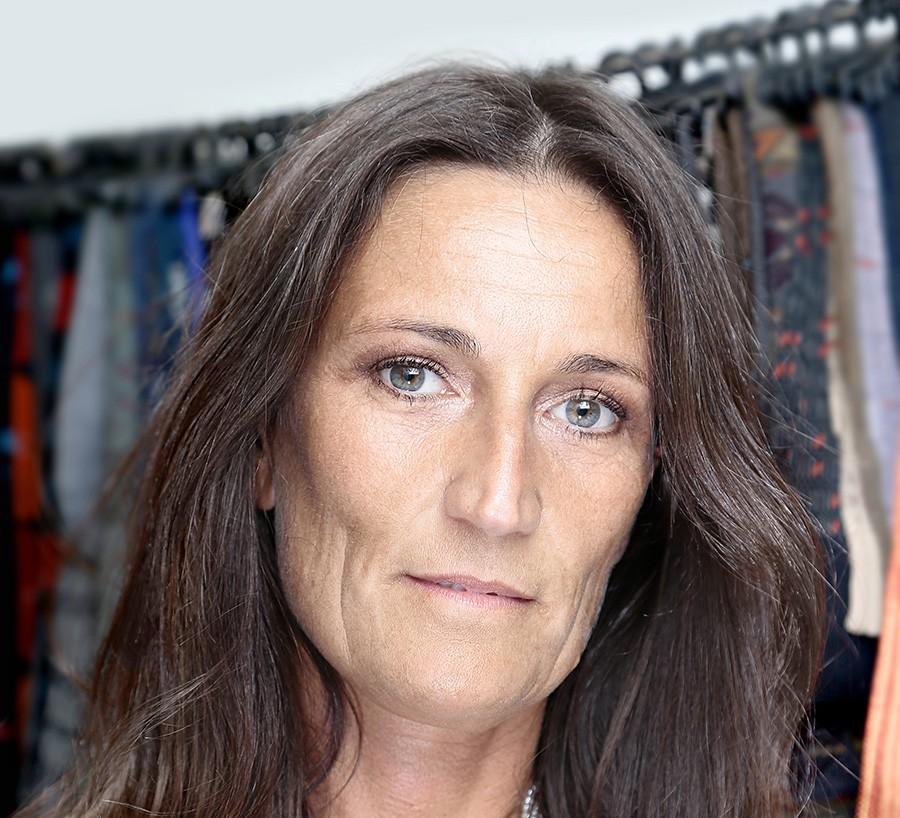 Michela Facenti (settore abbigliamento Aib)