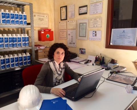 La presidente di Confederazione nazionale artigianato Eleonora Rigotti