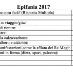 Dati Camera commercio di Milano sui consumi in occasione dell'epifania (per vedere l'immagine in formato pieno è necessario scaricarla)