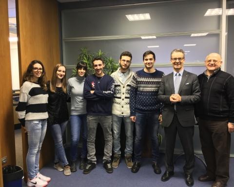 I giovani dalle imprese di Aib (Brescia e Bergamo)